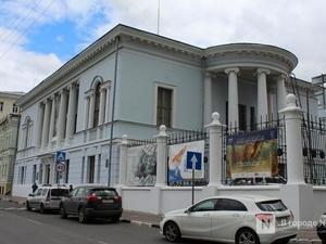 Свыше 2 млн рублей выделено на проект реставрации нижегородского художественного  музея