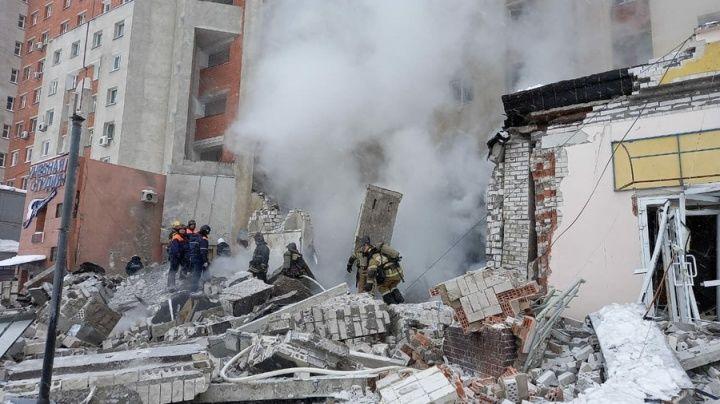 Бытовой газ взорвался в девятиэтажке в Канавинском районе - фото 3