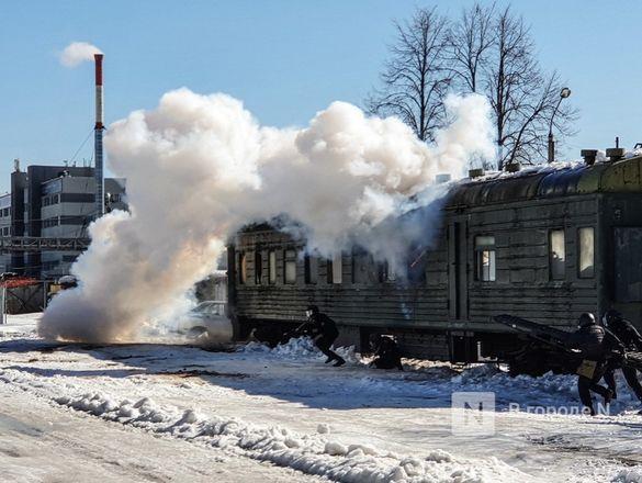 Штурм поезда и трюки в воздухе: как работают нижегородские спецподразделения - фото 6