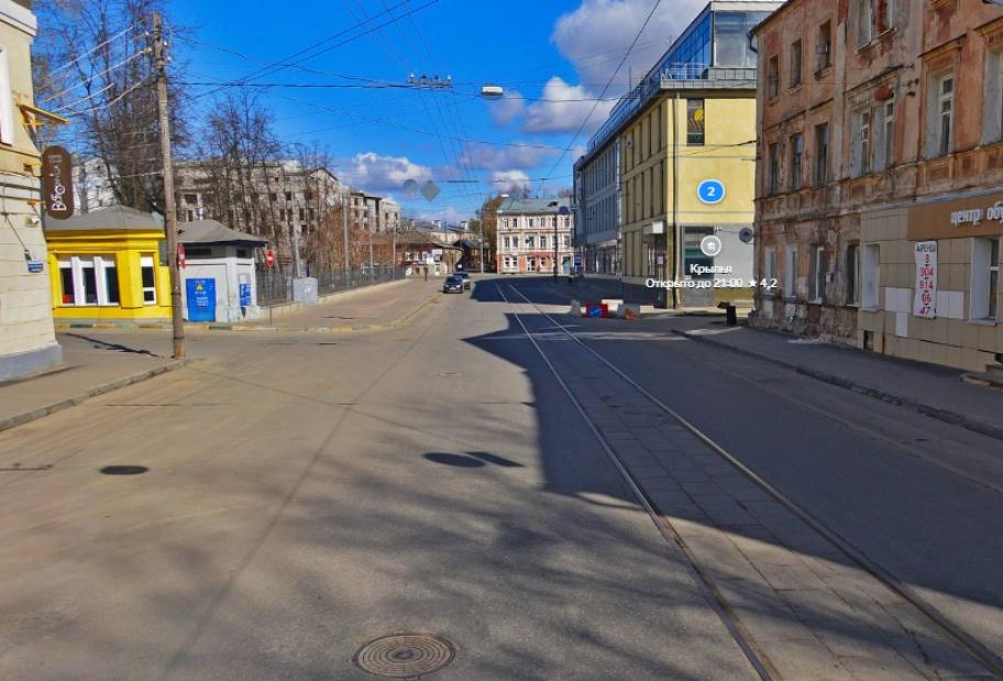 Одностороннее движение вводится на улице Ошарской с 30 сентября - фото 1