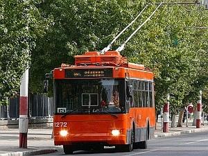 Троллейбус № 12 перестанет ходить в Нижнем Новгороде в ближайшие выходные
