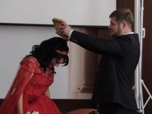 Влюбленные из Выксы поженились на съемках реалити-шоу