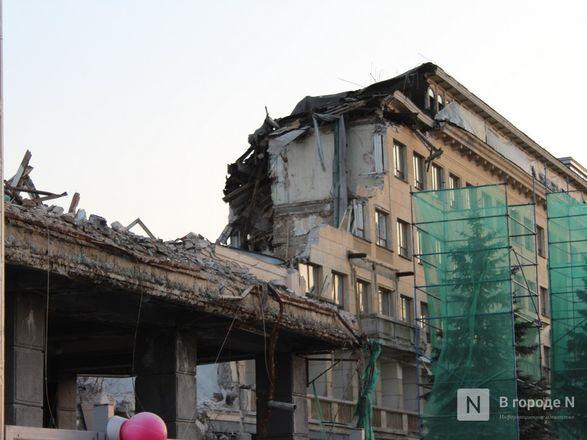 «Россию» сровняли с землей: завершен демонтаж гостиницы на Верхневолжской набережной - фото 3