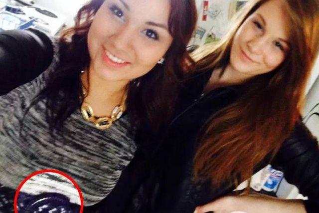 Убийцу приятельницы вКанаде выдало селфи сорудием правонарушения