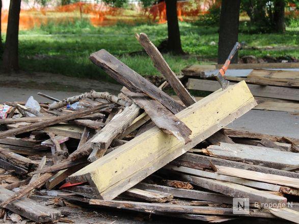 Благоустройство «Красной горки» на улице Усилова началось несмотря на путаницу с проектами - фото 22