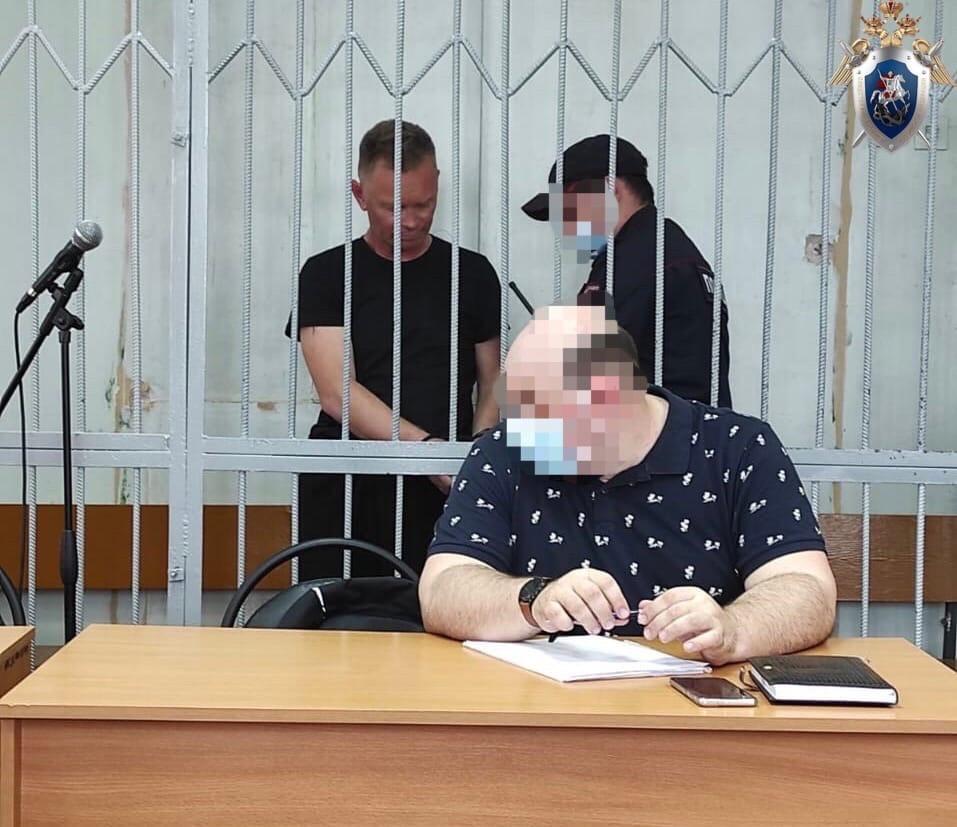 Подозреваемого в убийстве девочки в Балахнинском районе заключили под стражу - фото 1