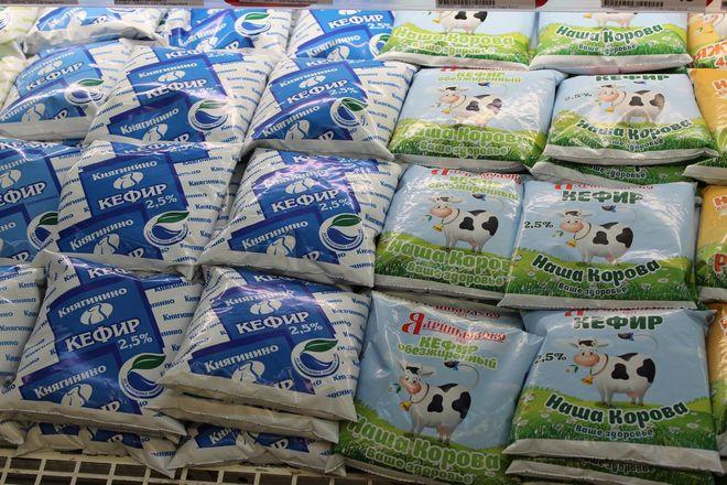 Новые правила для молока: что изменилось на полках нижегородских магазинов с 1 июля - фото 23