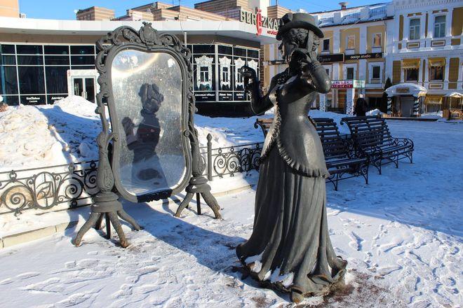 Материнство и любовь: каких женщин и за что увековечили в Нижнем Новгороде - фото 21