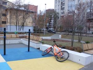 Сквер имени Григорьева открылся в Канавинском районе после реконструкции