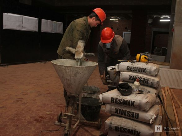Инъекция для стен: как идет реставрация фасада нижегородской фабрики «Маяк» - фото 26