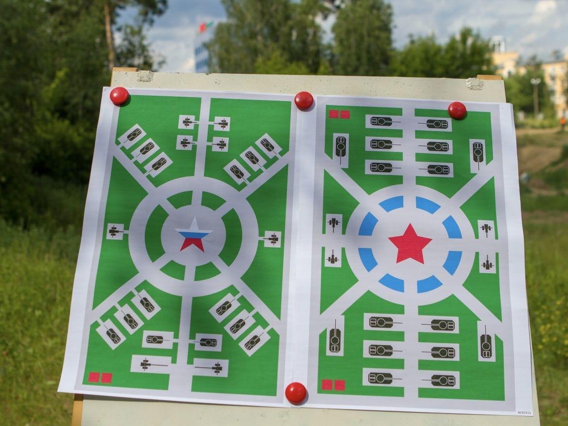 В Центральном парке Дзержинска появится новая площадка с военной техникой - фото 1
