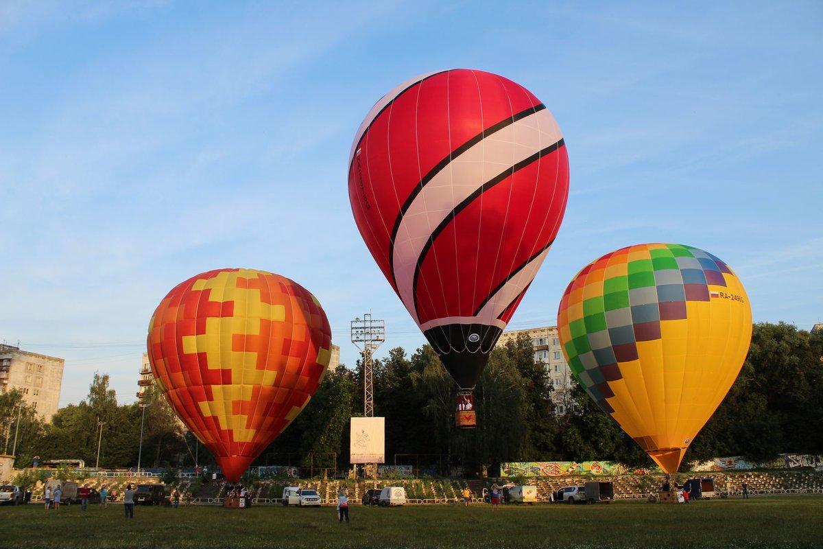 Фиеста воздушных шаров пройдет в Нижнем Новгороде в июле - фото 1
