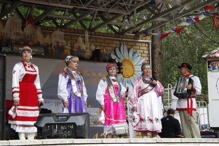 В Нижнем Новгороде прошел фестиваль национальных культур
